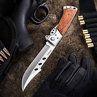 Нож складной, с удлиненным лезвием (наваха) 4172 K