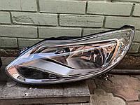 Фара левая Ford focus 3 (Форд фокус) 2010-2014. Пр-во Fps.