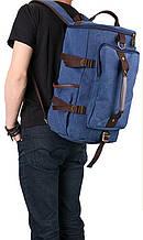 Рюкзак мужской. Дорожный, вместительный рюкзак. Сумка-рюкзак КСС54-2