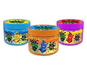 Слаймы разных цветов 480 грамм Surprise Ninja Slime 4XL
