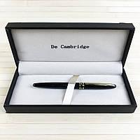 Перьевая ручка в подарочном футляре De Cambridge