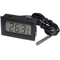 Термометр цифровой TPM-10 черный корпус  - Распродажа