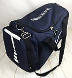 Велика дорожня сумка Nike. Велика спортивна сумка .Сумка в дорогу.Розмір 60 на 29см КСС93, фото 2