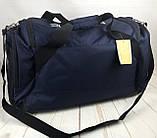 Велика дорожня сумка Nike. Велика спортивна сумка .Сумка в дорогу.Розмір 60 на 29см КСС93, фото 5