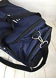 Велика дорожня сумка Nike. Велика спортивна сумка .Сумка в дорогу.Розмір 60 на 29см КСС93, фото 7