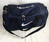 Велика дорожня сумка Nike. Велика спортивна сумка .Сумка в дорогу.Розмір 60 на 29см КСС93, фото 10