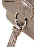 Женский рюкзак серебро. Размер 28*25*15. Детский портфель. Женская сумка Alex Rai. СЛ7, фото 3