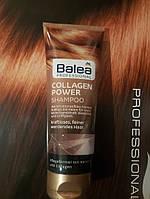 Профессиональный шампунь  Balea  Collagen Power Shampoo  250 мл.