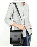 Стильная мужская сумка барсетка KANGAROO. Сумки Кенгуру. КС4, фото 2