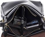 Стильная мужская сумка барсетка KANGAROO. Сумки Кенгуру. КС4, фото 7