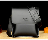 Стильная мужская сумка барсетка KANGAROO. Сумки Кенгуру. КС4, фото 10