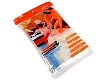 Вакуумный пакет для хранения вещей XIFU 60 x 80 см A0032 Прозрачный