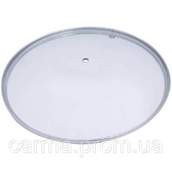 Крышка стеклянная 16 см UN-2201 б/к Прозрачная