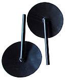 Картофелесажалка для мотоблока Ø280 мм оборотная (Малая) КС1, фото 10