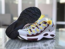 Кроссовки (в стиле) мужские Puma CELL Endura,серые с желтым, фото 3