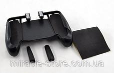 Игровой геймпад для телефона XPZ01 с двумя триггерами джойстик с триггерами для смартфона, фото 3