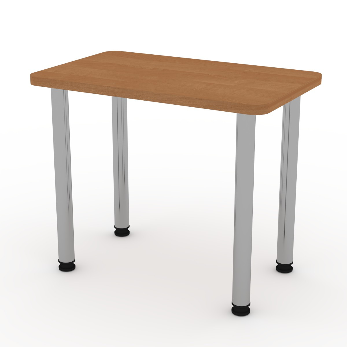 Стол кухонный КС-9 ольха Компанит (90х55х73 см)