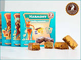 """Мармелад """"Harmony""""  лен-лимон SHOUDE, для здоровья, молодости и красоты на пектине,упаковка192г, фото 2"""