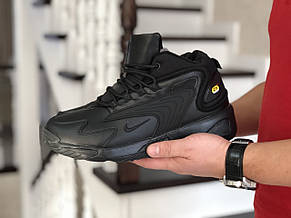 Мужские демисезонные кроссовки (в стиле) Nike Zoom 2K,черный, фото 3