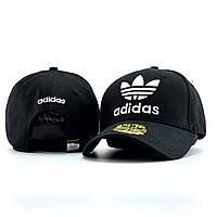 Мужская кепка, бейсболка Adidas (Адидас), черная