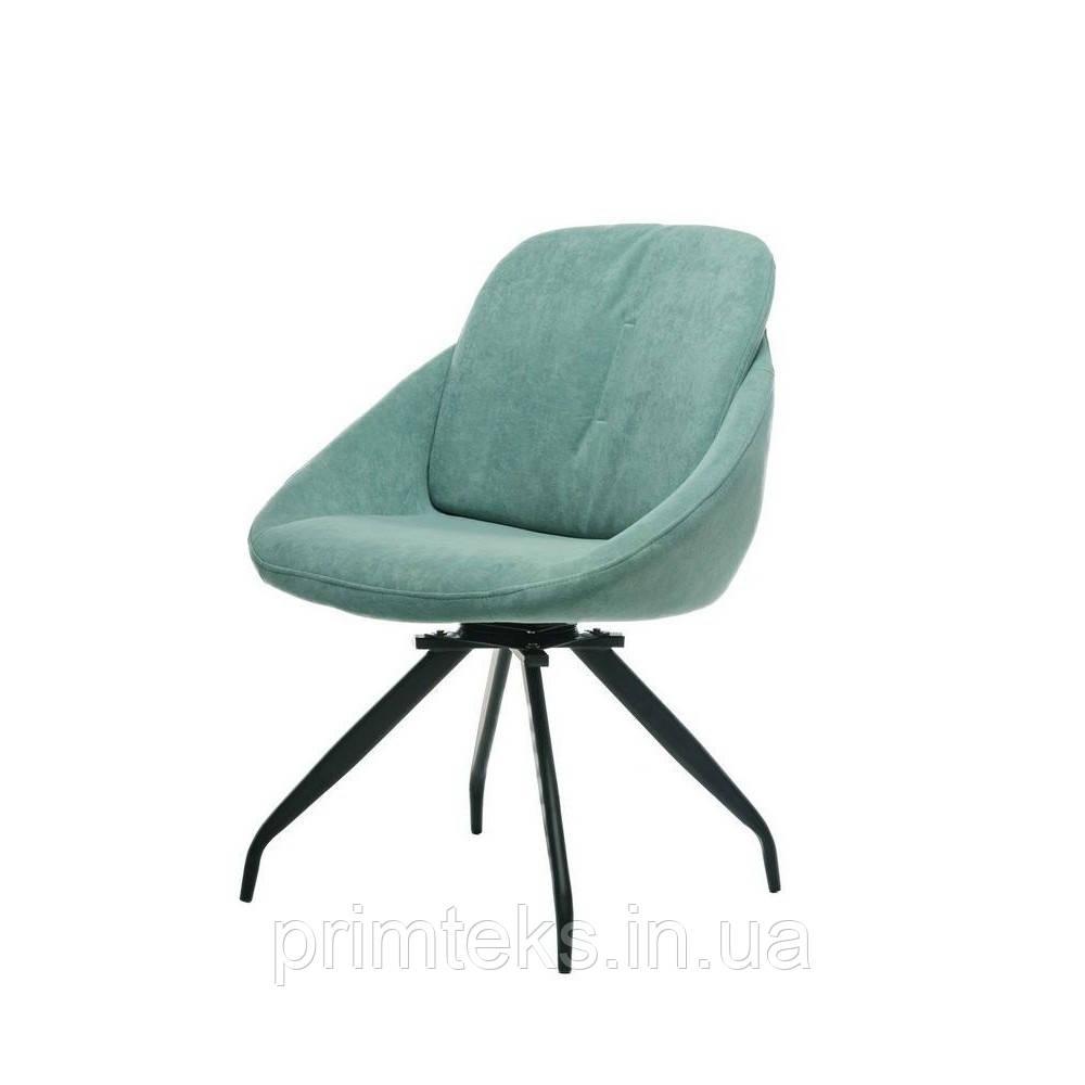 Кресло поворотное R-65 мятное