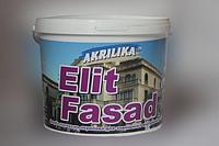 Водоэмульсионная краска фасадная Akrilika ElitFasad (7,0 кг)