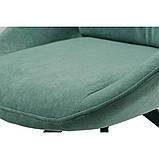 Кресло поворотное R-65 мятное, фото 8