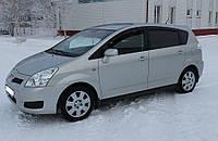 Ветровики Toyota Corolla Verso 2004-2008   дефлекторы окон