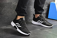 Кроссовки (в стиле) мужские Adidas ClimaCool,черно-белые 41р, фото 2