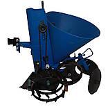Картофелесажалка ленточная АПК-3 (транспортировочные колеса) КС4, фото 5