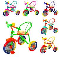 Детский трехколесный велосипед от 1-3 лет TILLY TRIKE T-317 для самых маленьких