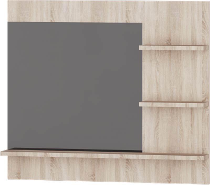 Зеркало Соната ЭВЕРЕСТ Дуб сонома (80х11.5х70 см)
