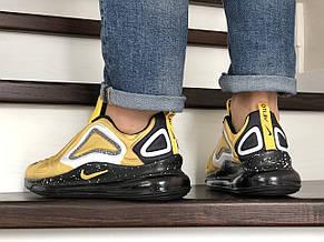 Мужские кроссовки (в стиле) Nike air max 720,желтые, фото 3