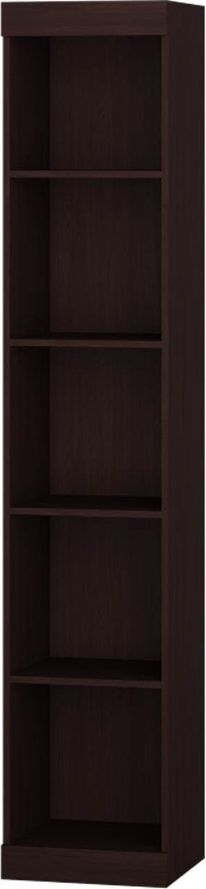 Пенал открытый Соната ЭВЕРЕСТ Венге темный (40х37.5х205.5 см)