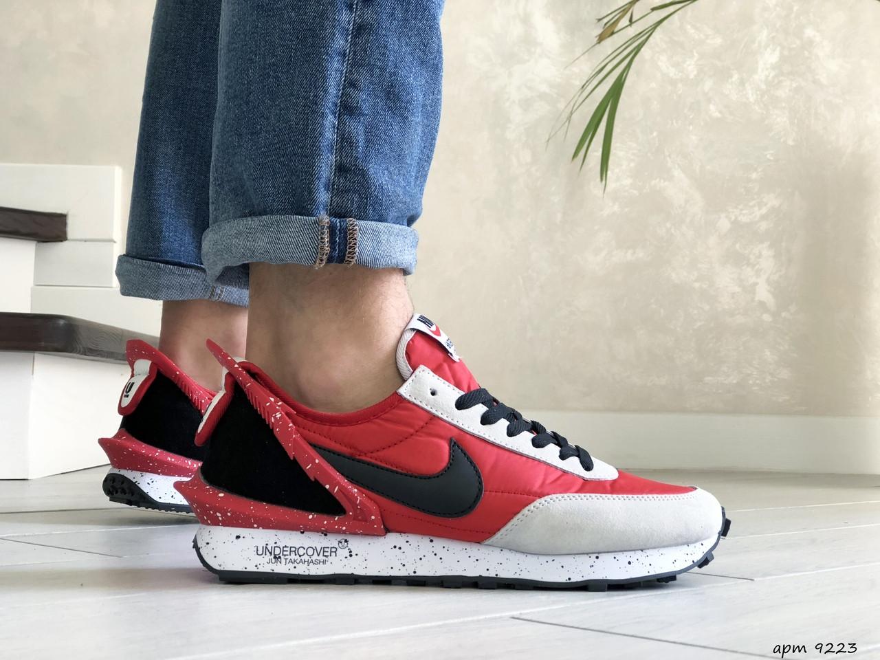 Мужские кроссовки (в стиле) Nike Undercover Jun Takahashi,красные