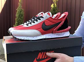 Мужские кроссовки (в стиле) Nike Undercover Jun Takahashi,красные, фото 3