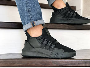 Кроссовки (в стиле) мужские Adidas Equipment adv 91-18,черные, фото 2