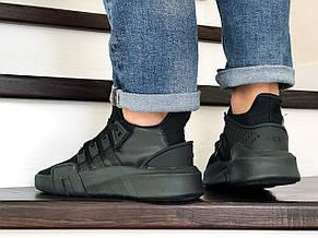 Кроссовки (в стиле) мужские Adidas Equipment adv 91-18,черные, фото 3