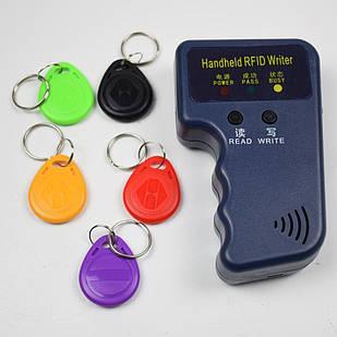 Дубликатор домофонных ключей Rfid 125khz + 5 брелоков (ip3400)