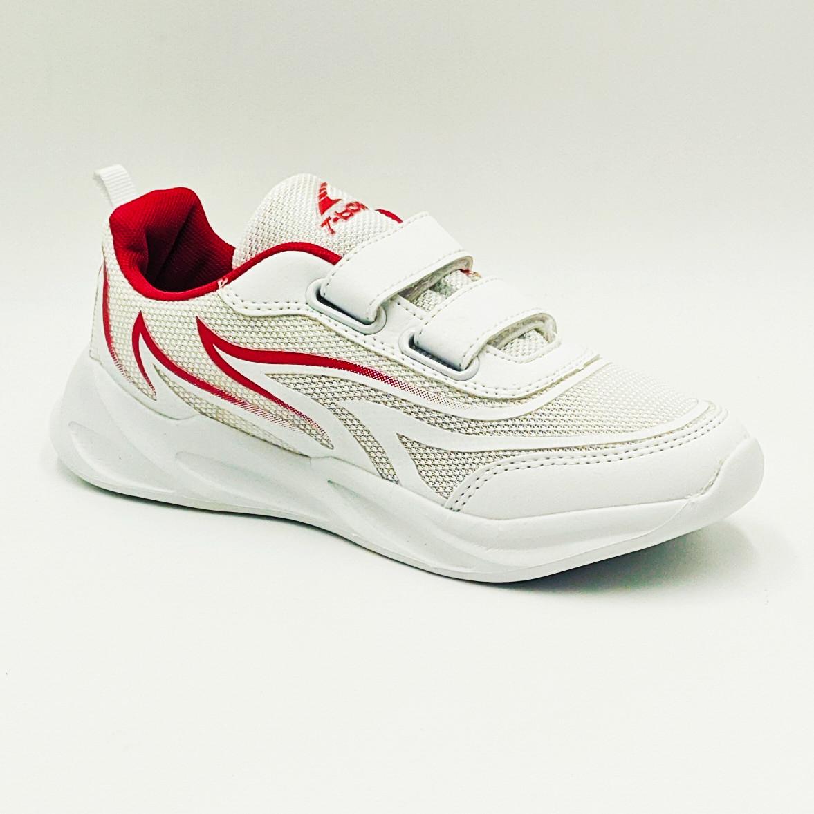 Кроссовки детские GABIS C994-20 100904 33 21.0 см Белый с красным