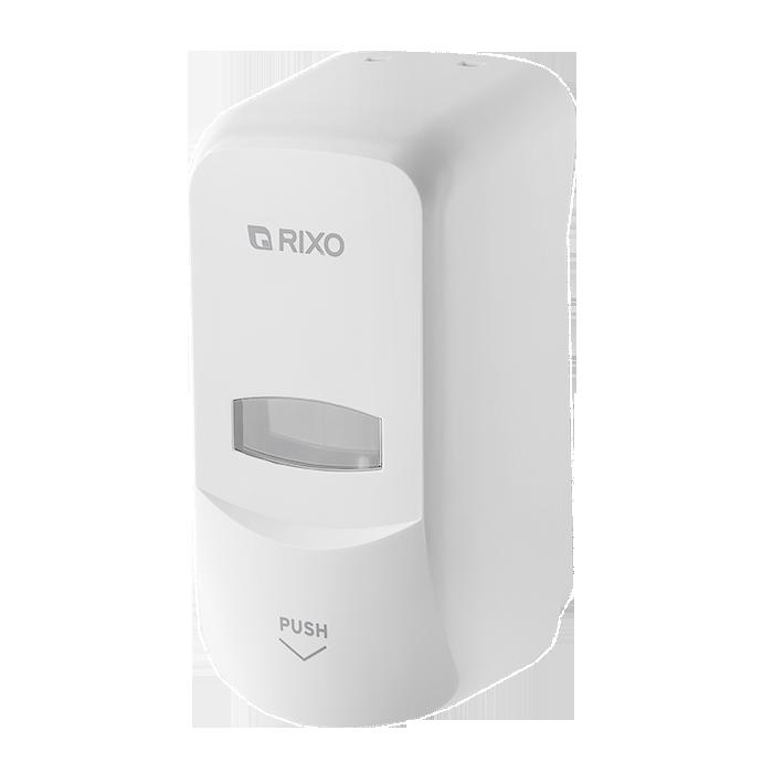 Дозатор жидкого мыла Rixo Grande S368W