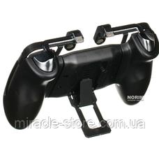 Игровой геймпад для телефона XPZ01 с двумя триггерами джойстик с триггерами для смартфона, фото 2