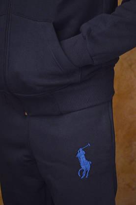 217038a6ba0c Мужской утепленный спортивный костюм POLO от компании