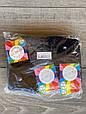 Дитячі підліткові шкарпетки бавовна KBS для хлопчиків 7-8,9-10,11-12 років 12 шт в уп мікс 3 кольорів, фото 3