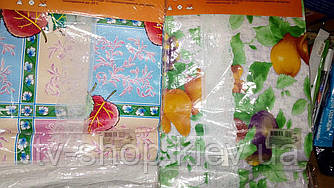 Скатерть виниловая с кружевом Lotti (2 цвета)