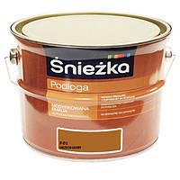 Эмаль для деревянных полов Sniezka PODLOGA P01 Орех светлый 2,5л