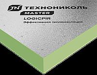 Теплоизоляционная плита ТЕХНОНИКОЛЬ LOGICPIR PROF Ф/Ф 80 мм ( ПИР , PIR плита )