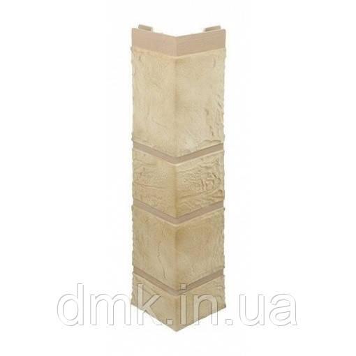 Наружный угол Альта-Профиль Камень 0,472х0,112 м Песчаник
