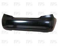 Бампер задний хэтчбек Chevrolet Aveo 04-06 (T200)