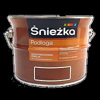 Эмаль для деревянных полов Sniezka PODLOGA P03 Орех промежуточный  2,5л